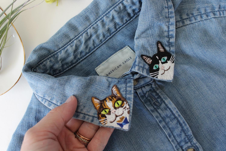 Cat Collar by Sara Barnes