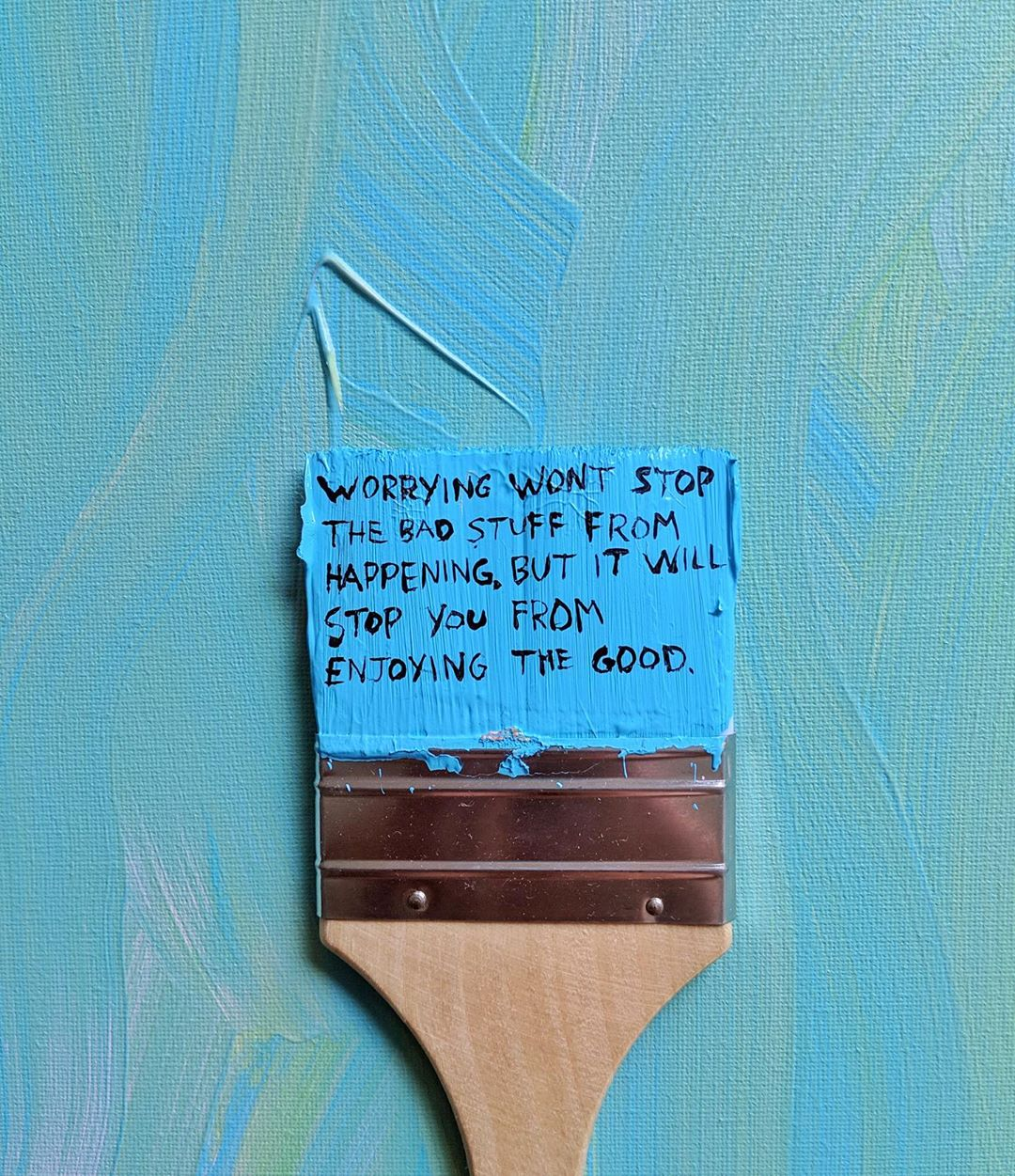 Empowering words by Lucy Litman