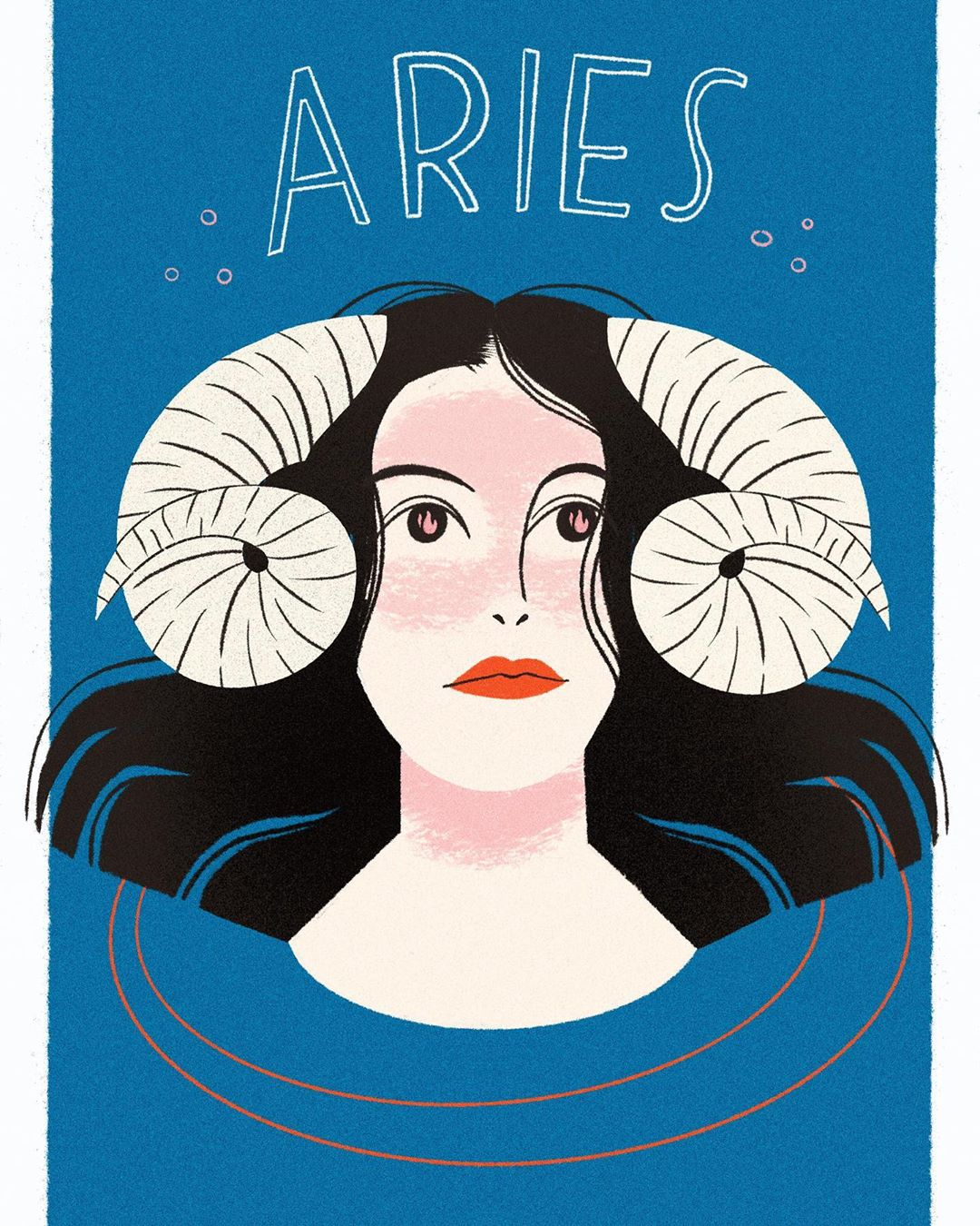 Pretty Portraits of Zodiac Symbols Will Have You Celebrating Your Sign