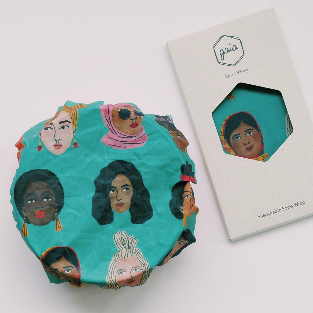 Bodil Jane's Illustrations Transform Eco-Friendly Beeswax Wrap into Must-Have Addition to Your Kitchen