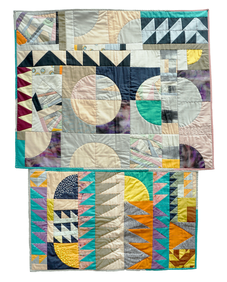 These Stunning Contemporary Quilts are Not Bound by Crafty Conventions