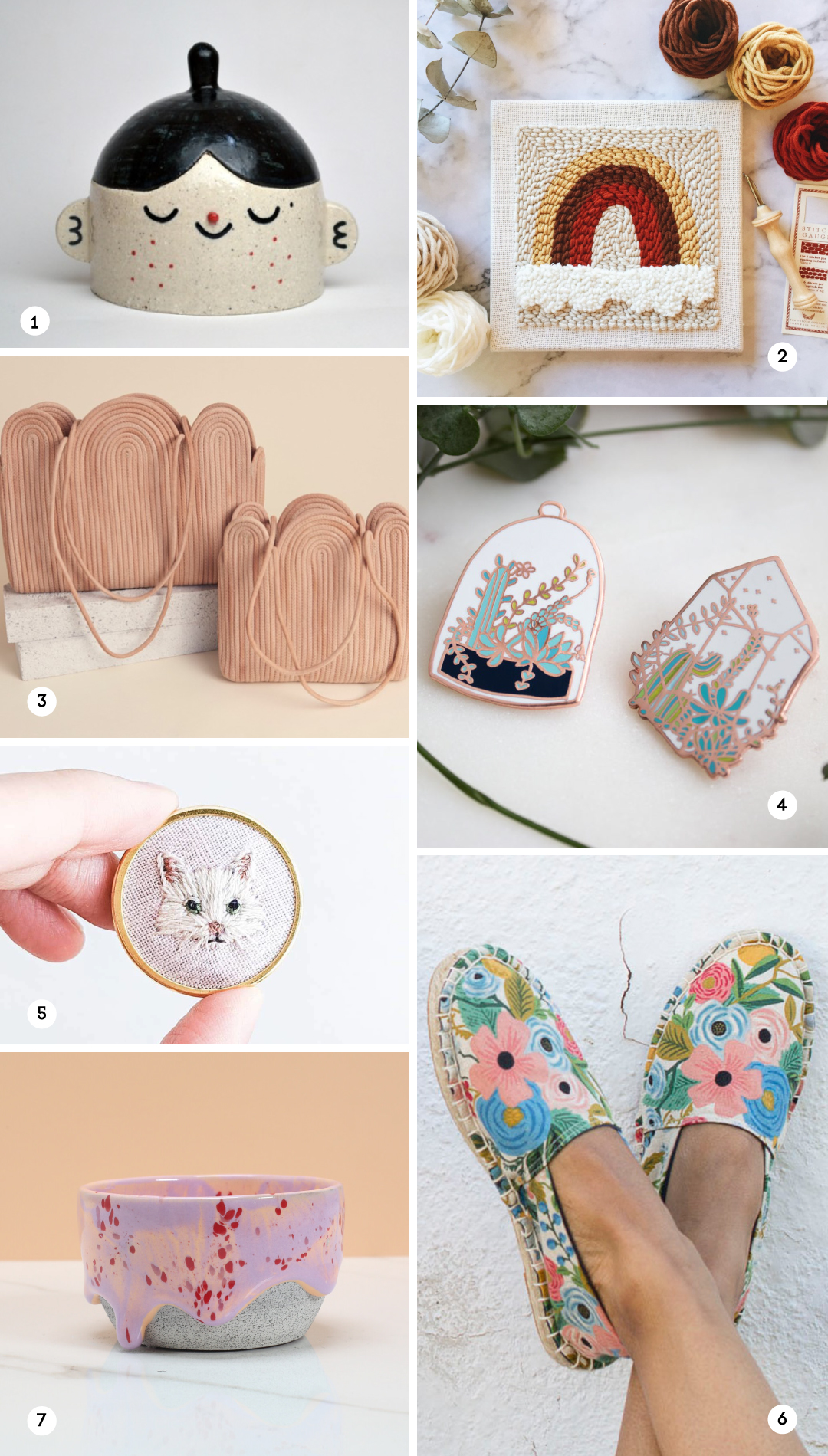 Shopping Small, Day 4: Playful Creative Products That Support Independent Makers