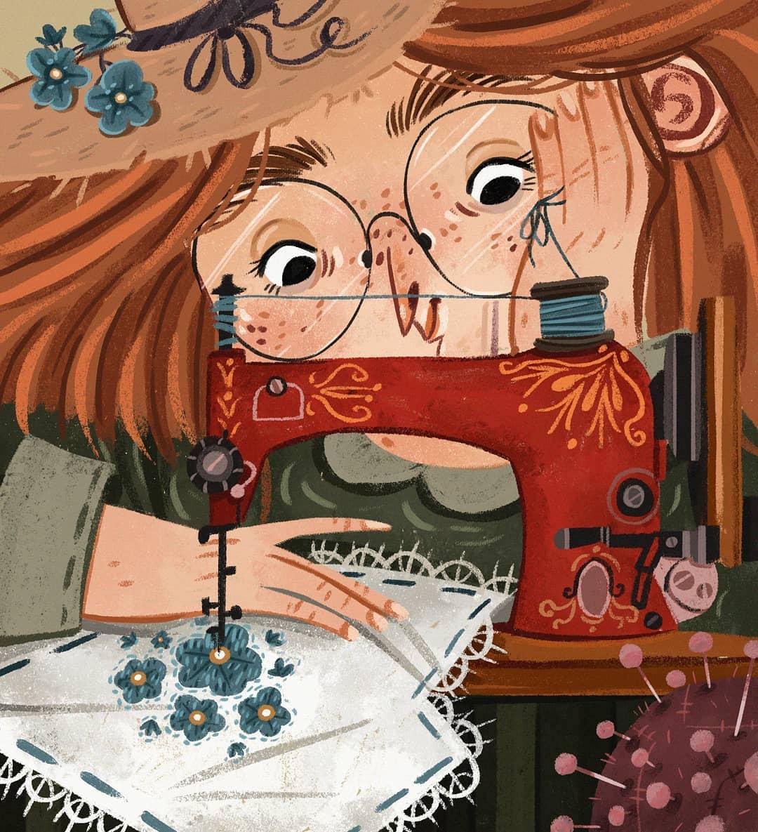 Photoshop illustration by Laura Proietti