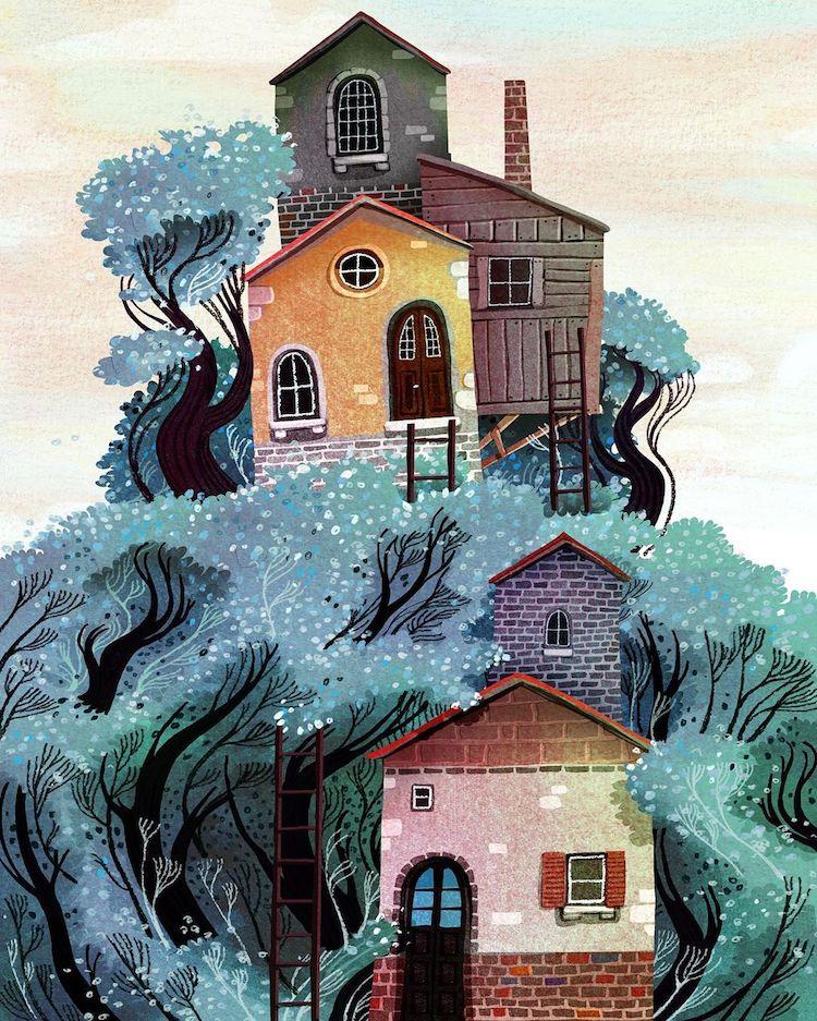 Digital illustration by Francisco Fonseca