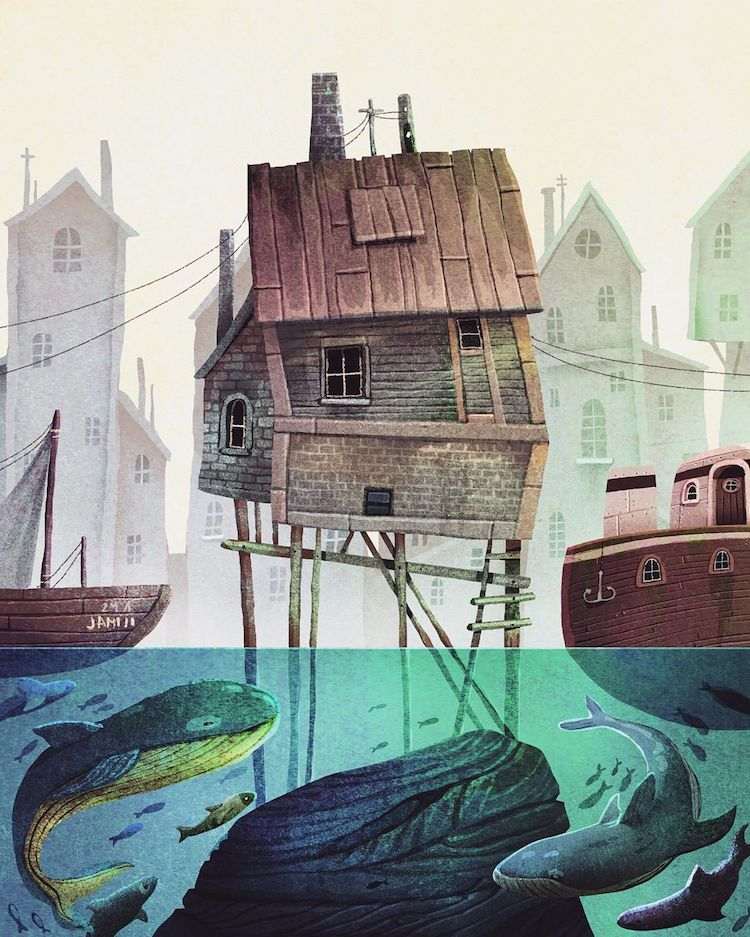 Illustration by Francisco Fonseca