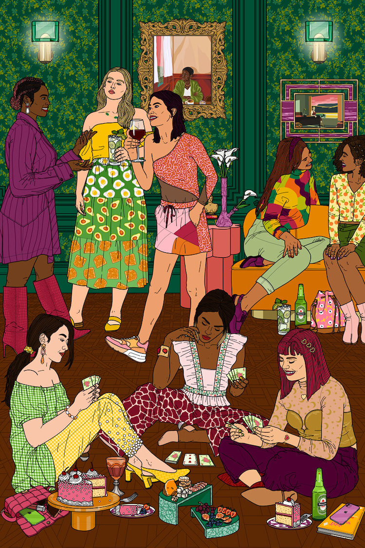 Illustration by Elly Rodgers
