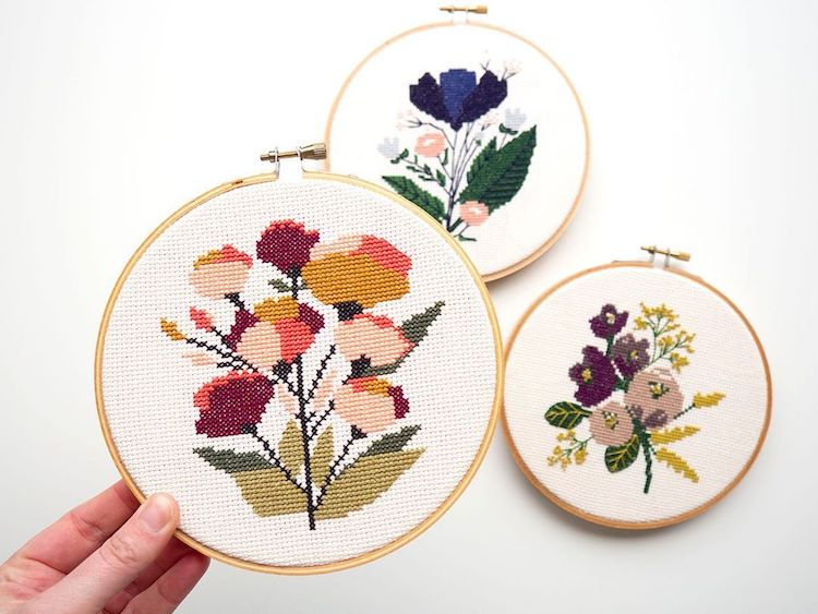 Cross stitch pattern by Junebug and Darlin