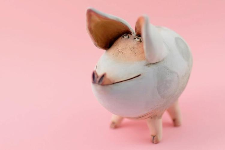 Ceramic animal sculptures by Nastia Calaca