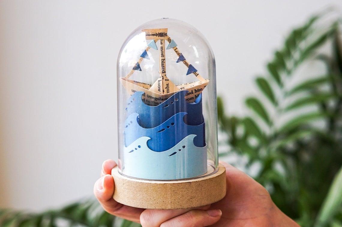 Paper craft DIY kit