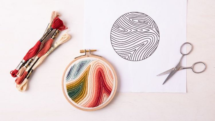 Embroidery by Lark Rising Embroidery