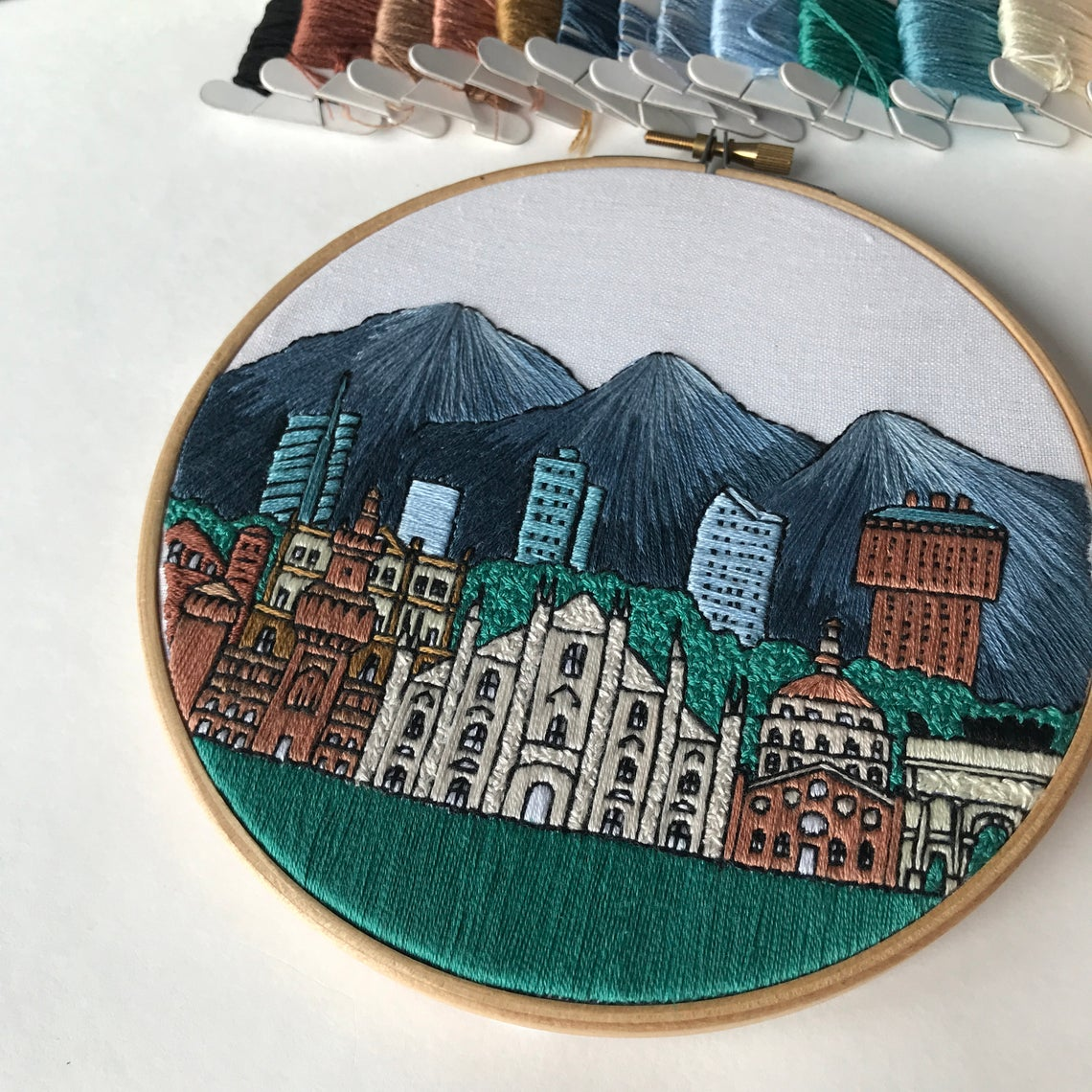 Contemporary Hand Embroidery