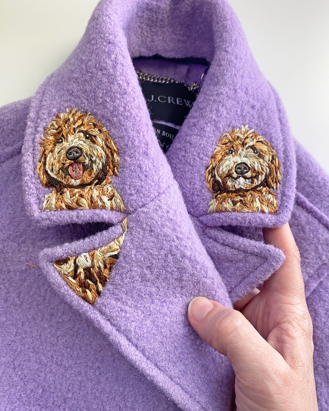 These Good Doggos (and Deer) Closed Out 2020 [Brown Paper Stitch Dispatch]
