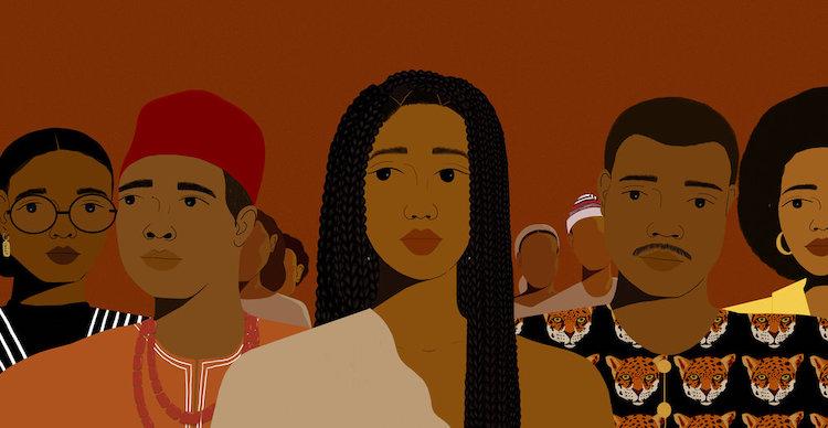 Illustrative Portraits by Ojima Abalaka