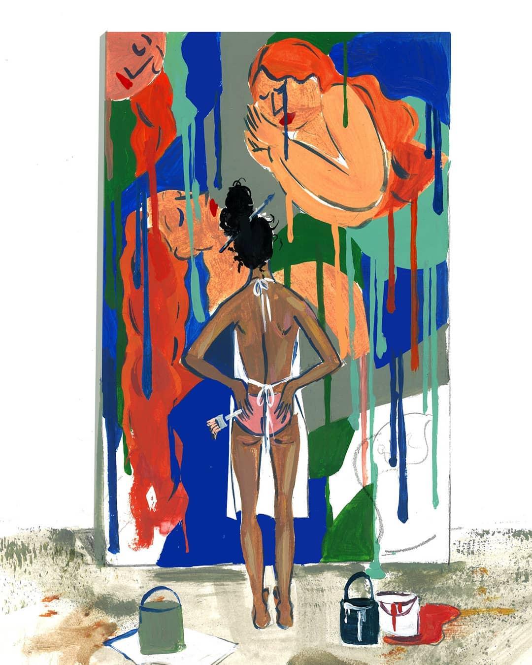 Illustration by Mokshini
