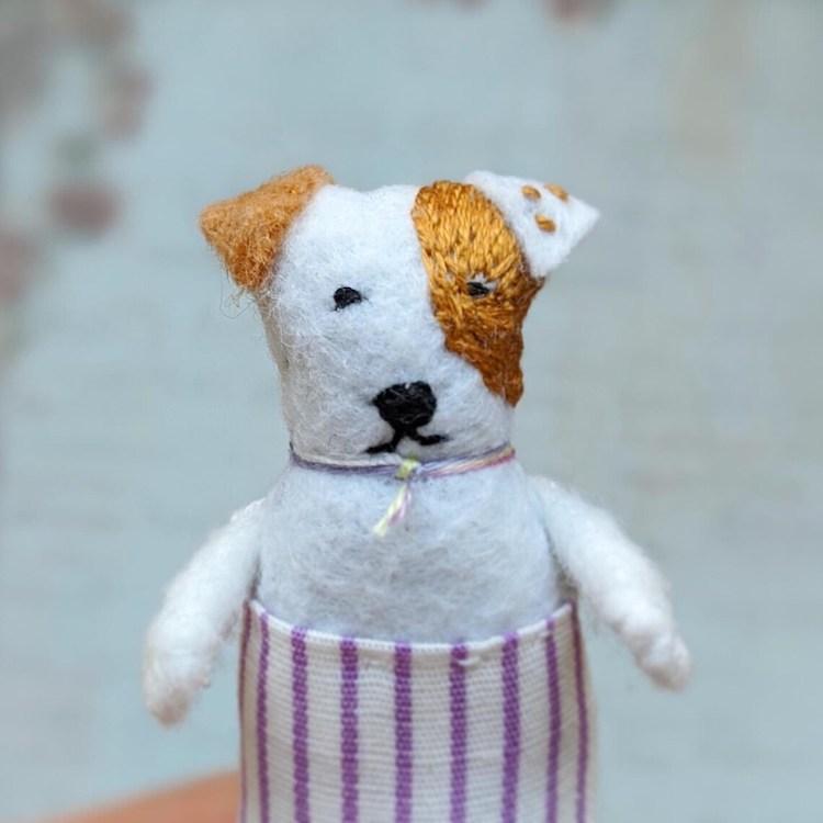 Custom Pet Doll by Makiko