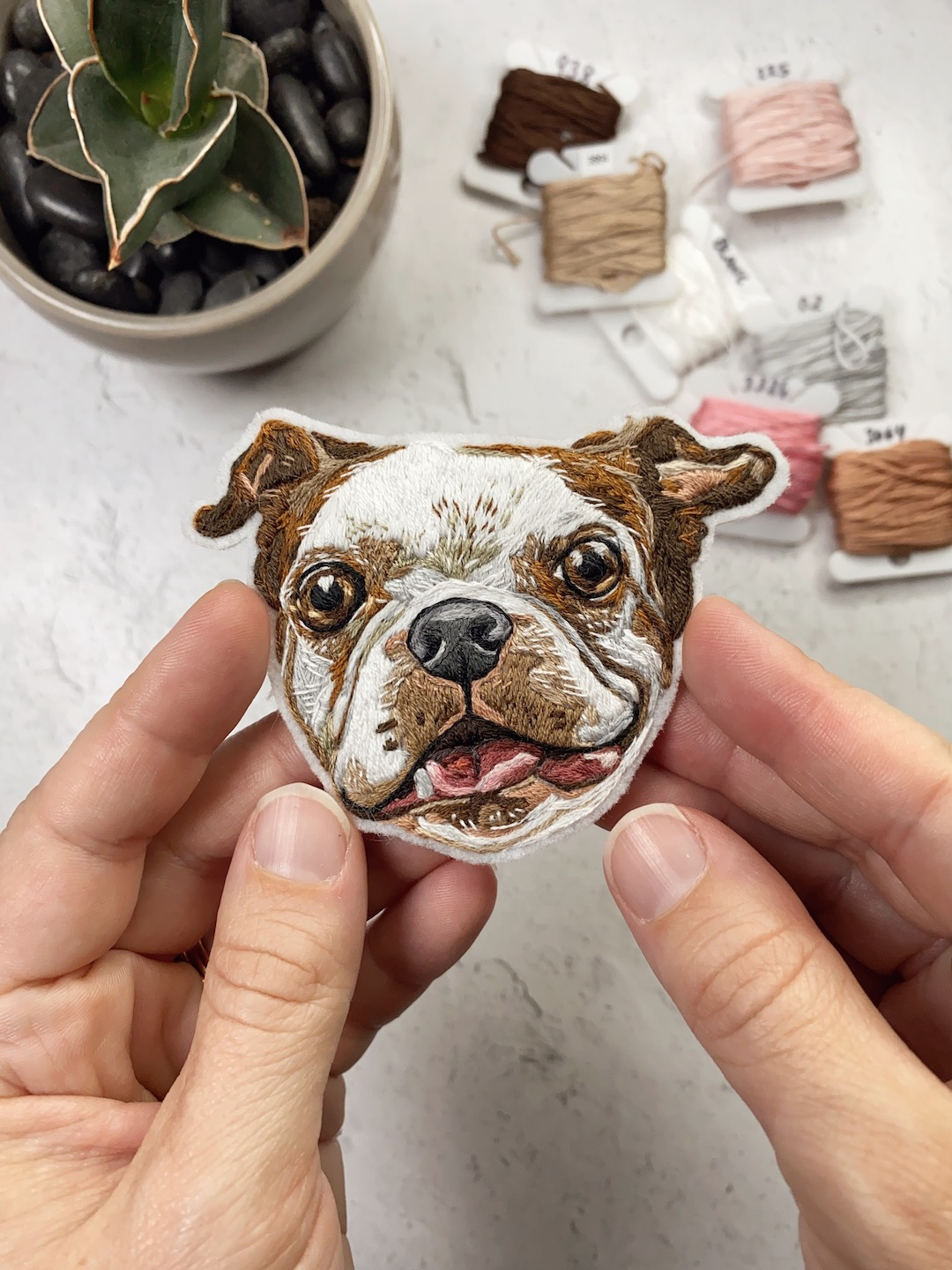9 Custom Stitched Patches That Immortalize Our Furry Friends [Brown Paper Stitch Dispatch]