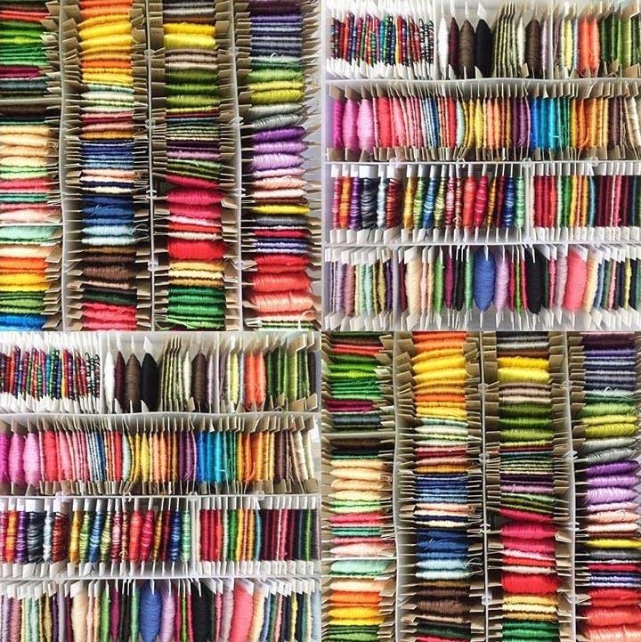 Thread organization ideas